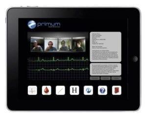 primum app auf ipad