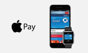 apple pay auf iphone und apple smartwatch