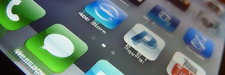 verschiedene apps