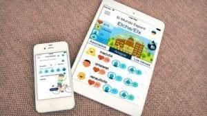 ipad und iphone mit app