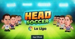 Spiele App erstellen head soccer la liga
