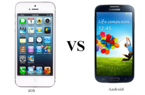 ios handy vs android handy
