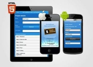 android phone iphone und iphone mit html5