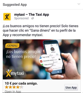 my taxi app empfehlung