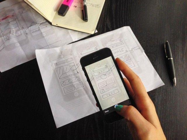Erstellen Sie Prototypen für Ihre Mobile Anwendung