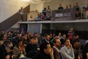 ironhack bootcamp
