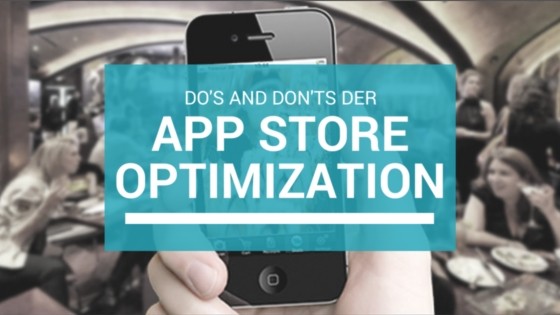 app store optimization de