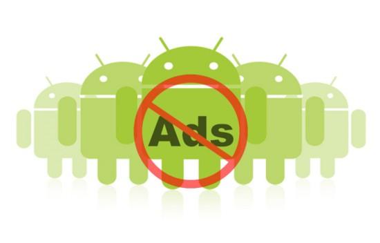 android maennchen mit verbotsschild Ads