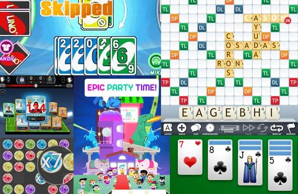 screenshot kartenspiele und andere spiele