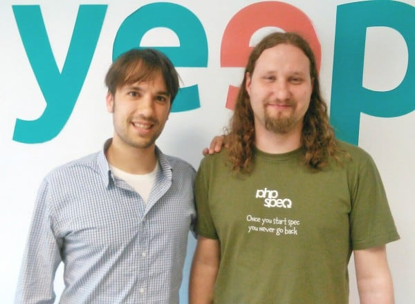Jakub Zalas, Experte für Web-Entwicklung