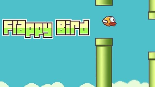 flappy bird spiel