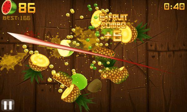 fruit ninja spiel