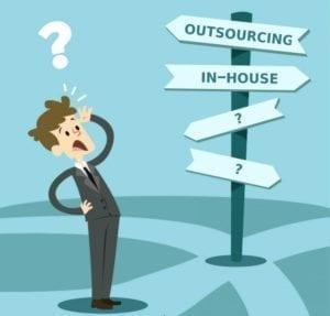 Web und App Outsourcing