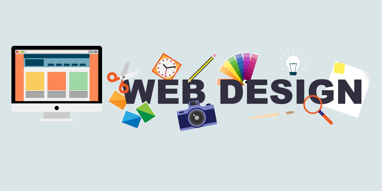 Design Trends Website Webdesign
