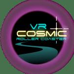 vr cosmic roller coaster logo