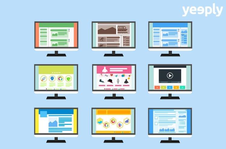 Erstellen Sie Ihre eigene Website für Ihr Unternehmen