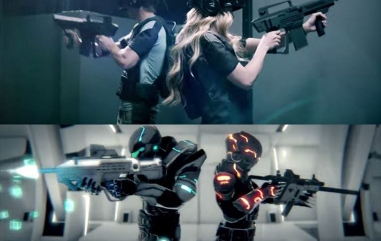 bild mit und ohne virtual reality