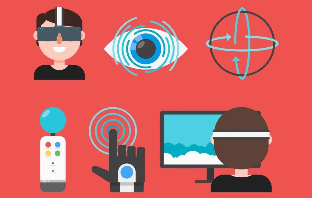 darstellung elemente virtuelle realitaet