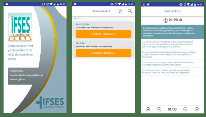 Test Academia - App para empresas