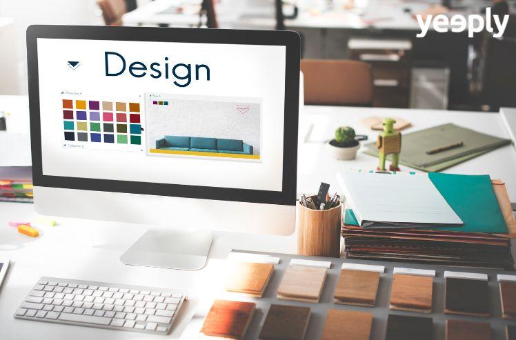 Der Einfluss von Farben im Webdesign
