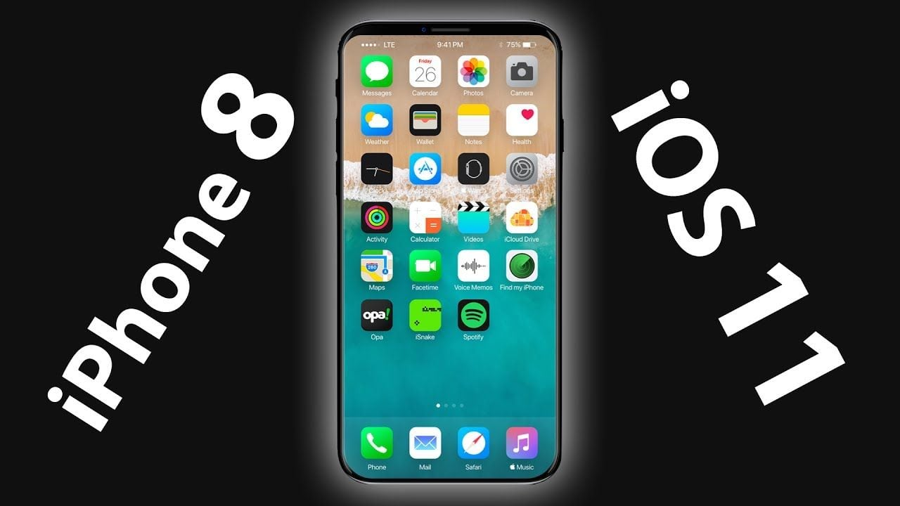 Banner iPhone8 und iOS 11 Augmented Reality