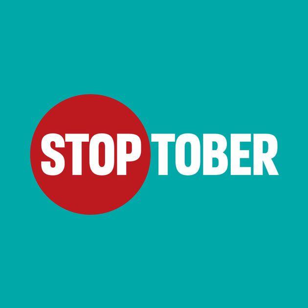 stoptober app logo