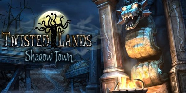 Twisted Lands: Shadow Town app darstellung