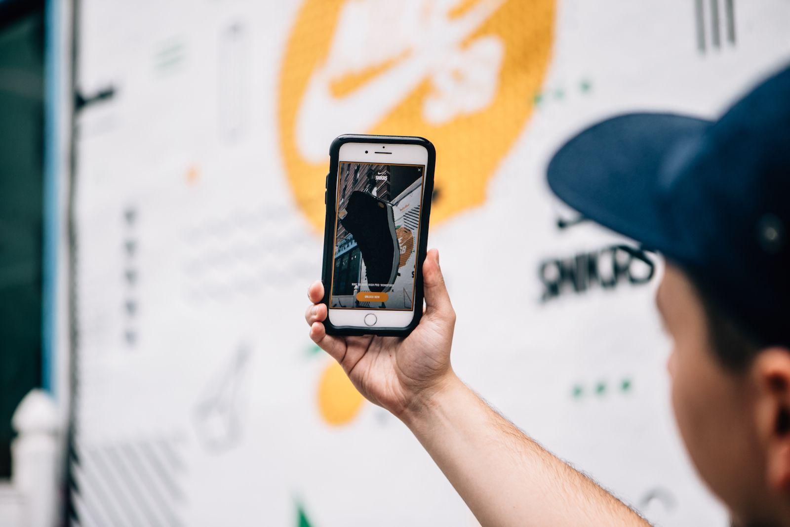 Augmented Reality verändert die Zukunft der Mode mit Innovation