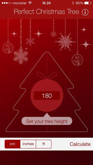 Weihnachtsapp Perfect Christmas Tree screenshot