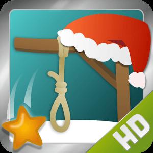 christmas hangman app logo