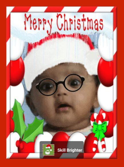 Make me Santa app screenshot