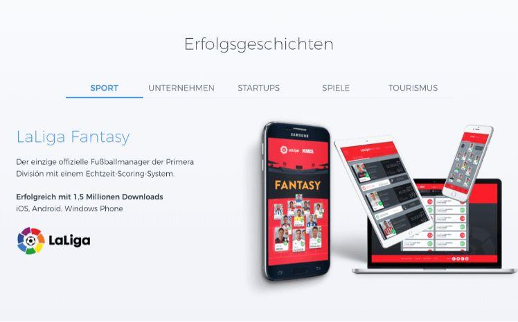 screenshot yeeply website erfolgsgeschichten