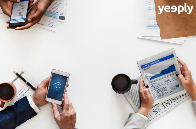 Unternehmens-Apps: die Mobile-Inhouse-Lösung für Ihr Geschäft
