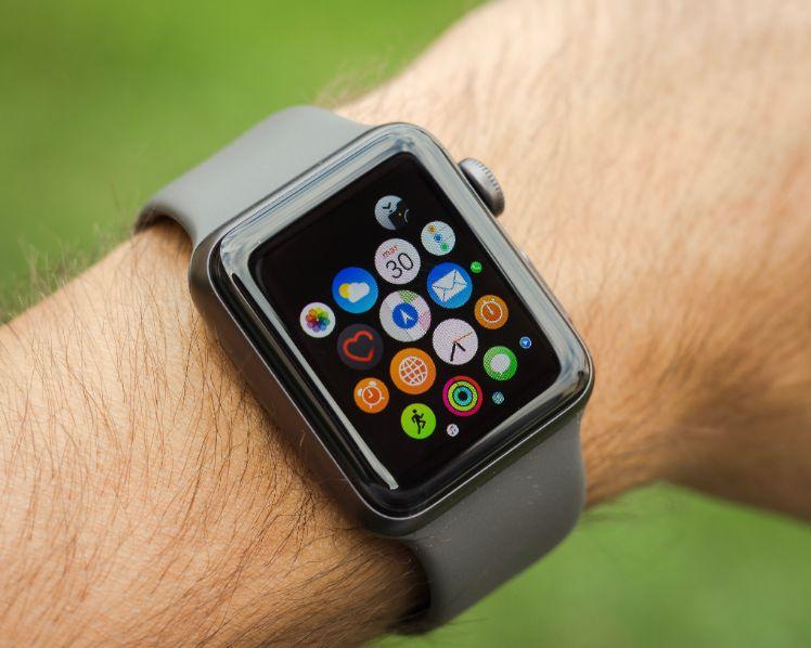 Apple Smart Watch- Anwendungsentwicklung von tragbaren apps