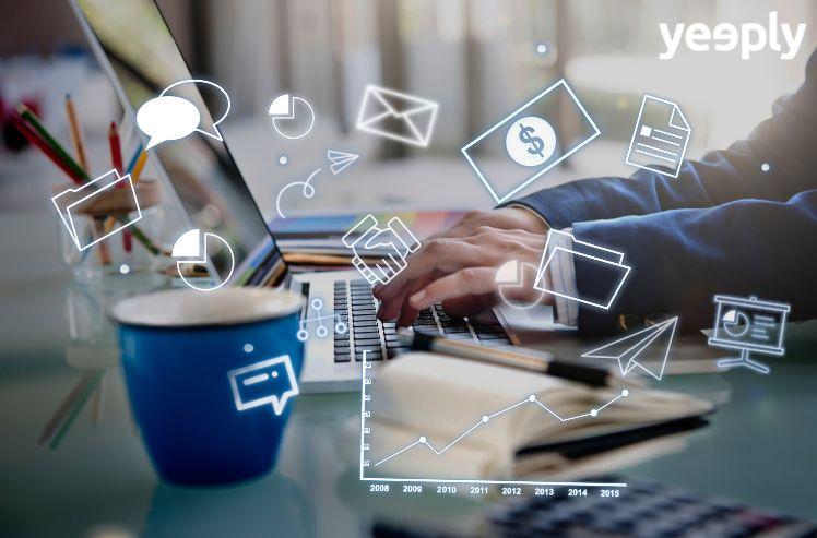 Digitale Unternehmenslösungen aus einer Hand