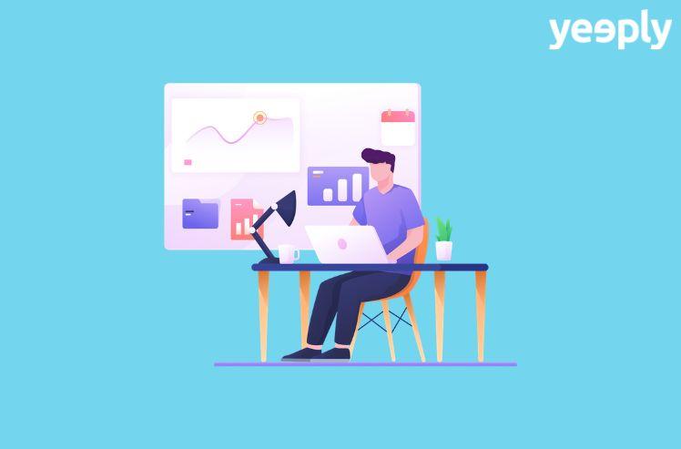 Remote-Web-Entwickler: Die Vorteile der Arbeit mit diesem Profi