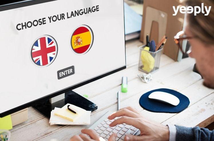 Mehr als nur übersetzen: Wie man eine mehrsprachige Website erstellt