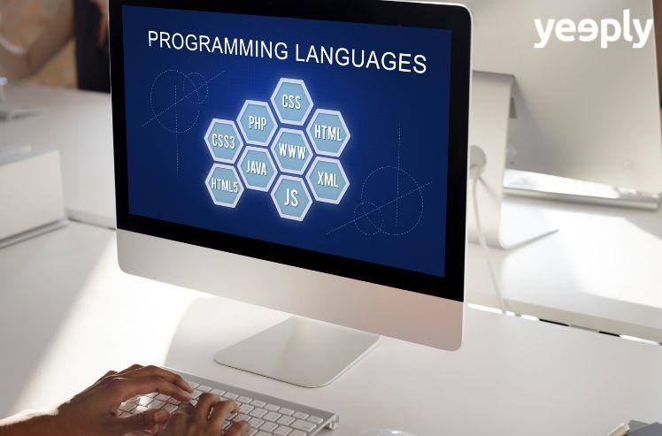 Weltweit meist verwendete Programmiersprachen im Überblick