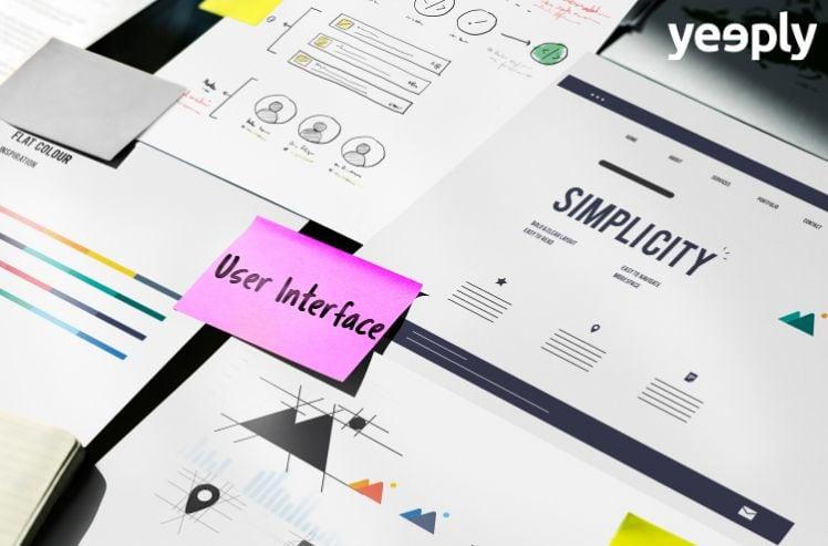 Top 5 Websites mit einer beeindruckenden User Interface (UI)