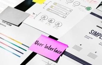 User Interface Skizzen
