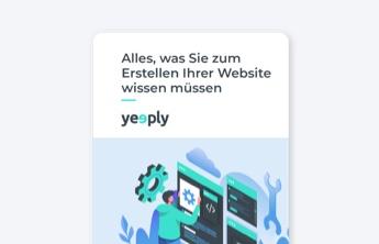 Ebook Erstellung Website
