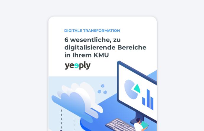 E book Digitalisierung in KMU