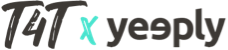 t4t yeeply logo