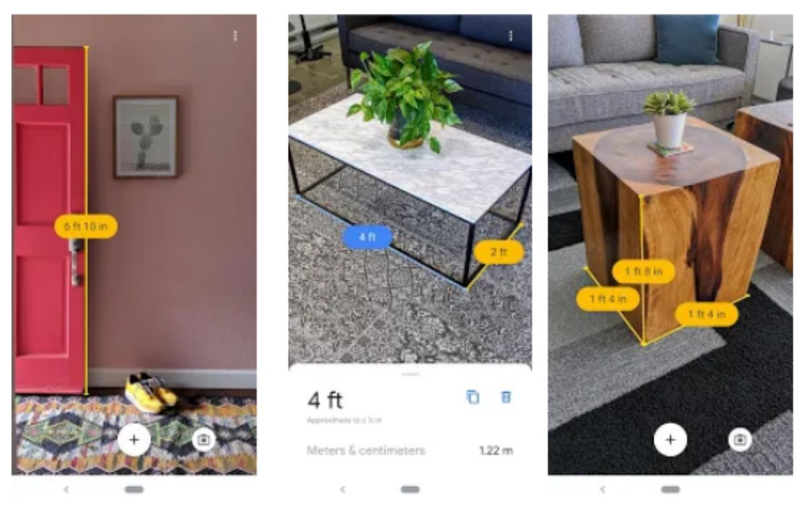 Augmented Reality App