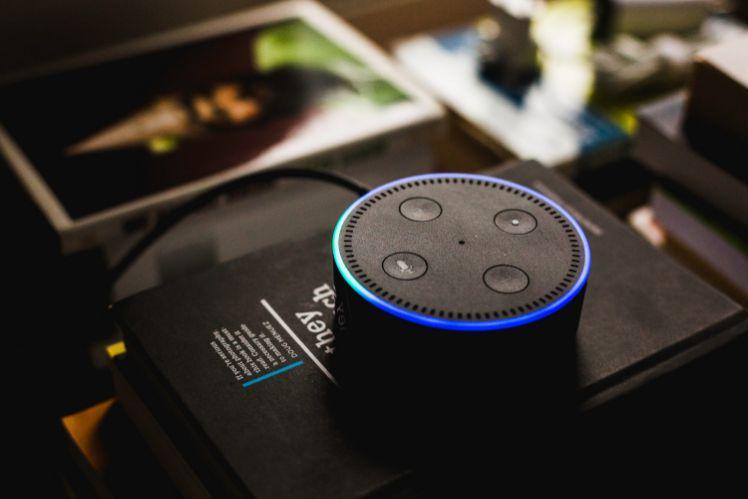 Smart Speaker ist Teil der Internet der Dinge