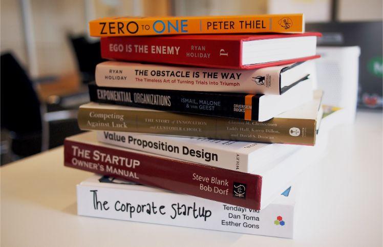 Bücher über Business