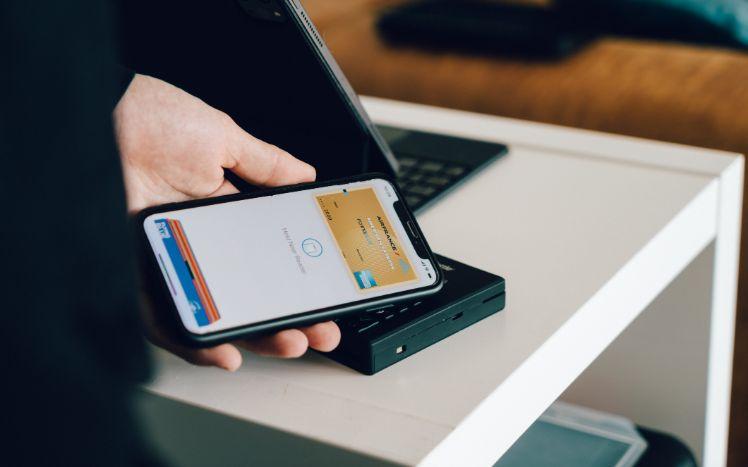 Bezahlung mit digitaler Währung