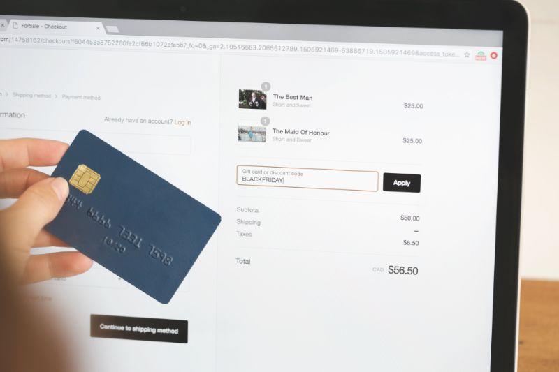 Online-Kauf