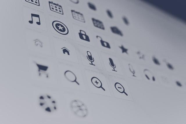 Auswahl an Logos